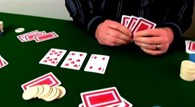 Texas Holdem Spielablauf