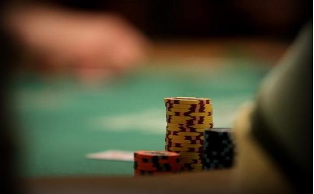 Chips bei der WSOP 2015
