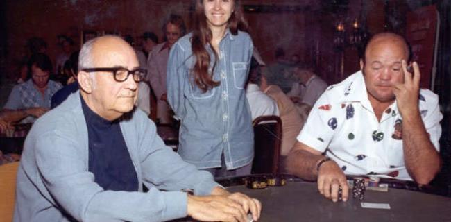 WSOP-Geschichten: Johnny Moss, der beste zweitbeste Spieler der Welt