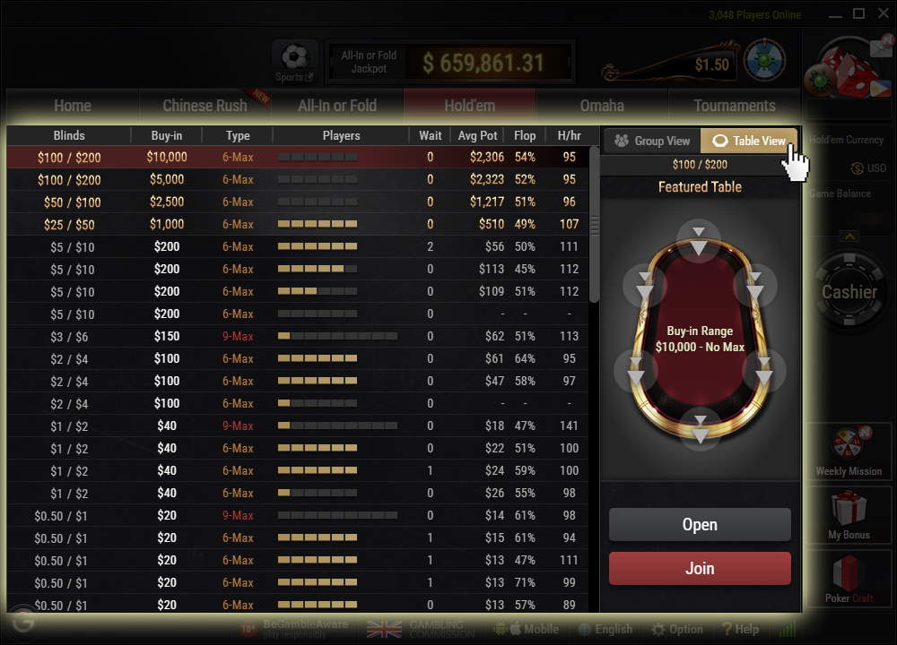 Neue Pokerseiten