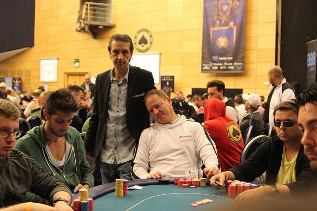 Udo Gartenbach und Michael Zhu-Lampel