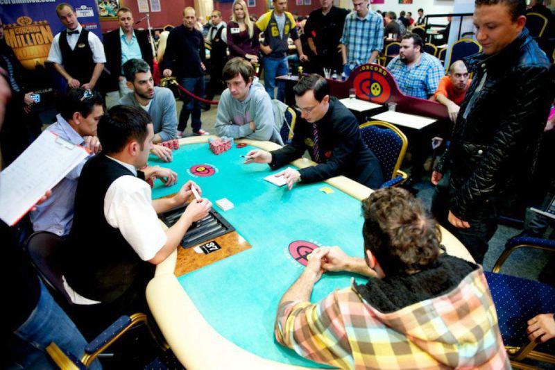 Pokerturniere Wien