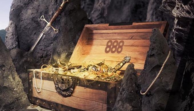 Treasure Chest 888