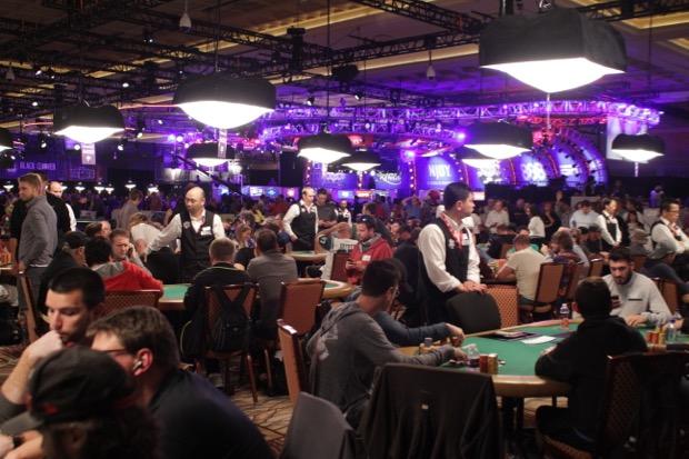 WSOP 2015 Bubble 5