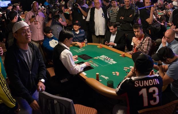 WSOP Main Event Bubble 3