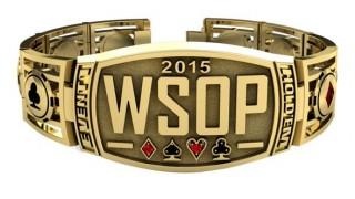 WSOP 2015 Bracelet