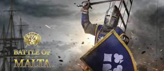Battle of Malta knight