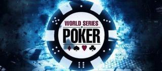 WSOP Blue Logo