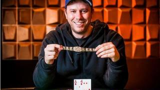 Kevin MacPhee WSOP Europe Main Event Champion 2015