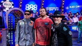Die letzten Drei des WSOP Main Event 2015