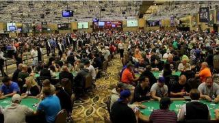 Das Colossus bei der WSOP 2015