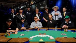 WSOP Main Event Champions