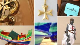 Souvenirs Malta