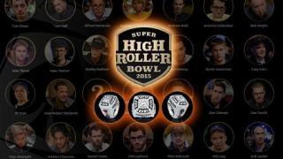 Super High Roller Bowl 2015