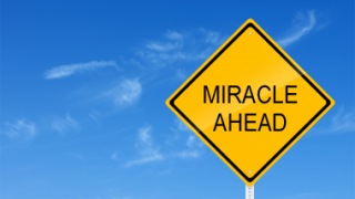 miracle ahead