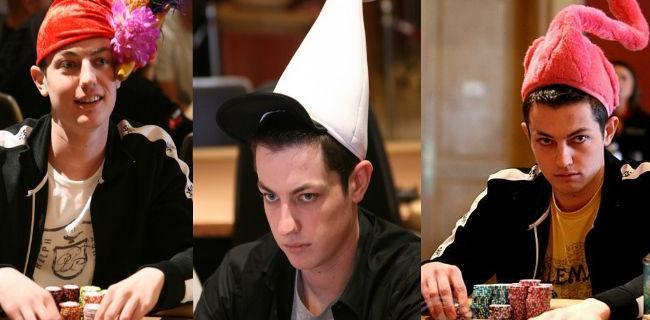 Tom Dwan Hüte