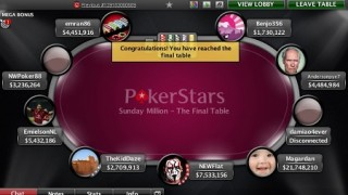 sundaymillion finaltable