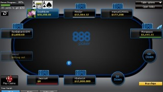 888poker im Browser ohne Download