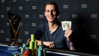 Mike McDonald EPT Malta High Roller