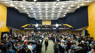 Turniersaal EPT Malta