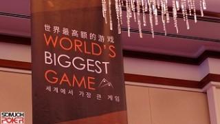 World biggest game