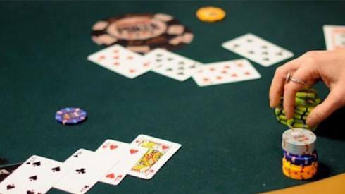 Offene Karten beim 7 Card Stud