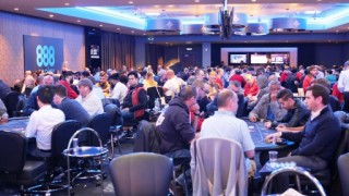 888 london aspers poker floor