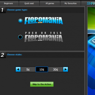 Flopmania2 Lobby