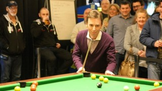 Ken Doherty Irish Open Poker