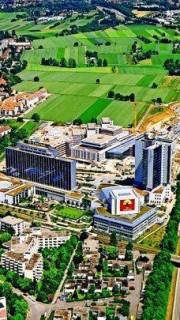 Das SI Zentrum in Stuttgart