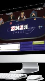 Poker auf einem Mac