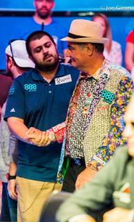 Hesp und Blumstein WSOP 2017