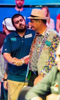 Hesp und Blumstein WSOP 2017 2