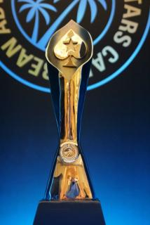 pca bahamas main event trophy