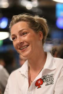 Katja Thater - Razz-Weltmeisterin