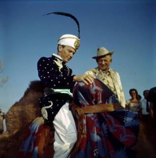 RiddleSinatra Eroffnung Dunes1956