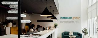 Betsson Reception Banner