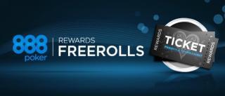 888 freerolls ticket