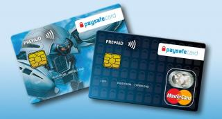 Paysafecard Prepaid Karte
