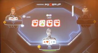 Avatars Power Up Poker