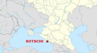 Sotschi Lage