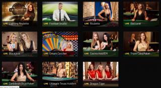 kto live casino