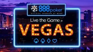 Vegas 888 Promotion WSOP