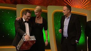 Sonja Zietlow bei TV Total.