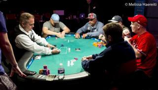 Final Table Big Bet Mix WSOP 2017