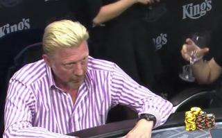 Boris Becker partypker 2
