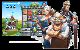 Omni Slots Castle Builder