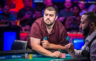 Scott Blumstein WSOP ME 2017 D7