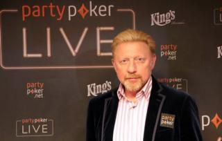Boris Becker Charity Event partypoker 18.2.17 570x364