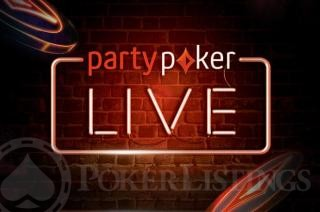 party poker live